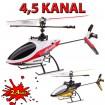 4.5 Kanal RC ferngesteuerter Hubschrauber Gyro-Modell Heli Helikopter!