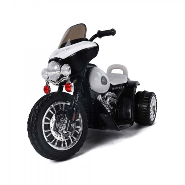 kinder elektro motorrad elektroauto auto polizei roller elektro fahrzeug im us police design. Black Bedroom Furniture Sets. Home Design Ideas