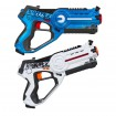 Lasertag-Pistole als Battle-Set, Laser, Duellieren, Gun, Kinder, Modellbau, Neu