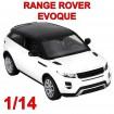 Original Range Rover Evoque RC ferngesteuertes Auto, Modell-Fahrzeug mit Fernsteuerung, Maßstab 1:14
