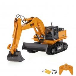 2.4GHz RC ferngesteuerter Raupenbagger, Bagger, Baustellenfahrzeug, Auto, Neu