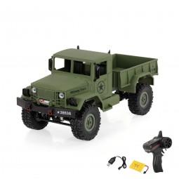 2,4Ghz RC ferngesteuerter Off-Road Militär Fahrzeug, Auto, Truck, Car, Army, Neu