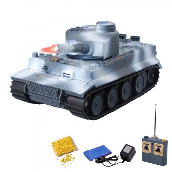 rc ferngesteuerter german tiger i airsoft panzer mit. Black Bedroom Furniture Sets. Home Design Ideas