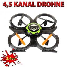4.5 Kanal 2.4GHz RC ferngesteuerte Drohne,UFO Hubschrauber Quadrocopter