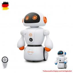 RC ferngesteuerter smarter Roboter mit Labyrinth-Funktion, Musik, Tanz und Sound, LED, 2.4GHz Droid