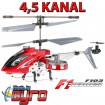 AVATAR FIREWOLF 4,5 KANAL - RC Hubschrauber Gyro-Modell Helikopter Neu