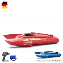 RC ferngesteuertes Rennboot Boot, Schiff, Speedboot, Katamaran Racing-Modell mit einem Speed 20km/h