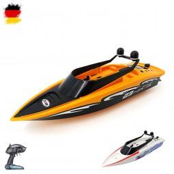 RC ferngesteuertes Rennboot Boot, Schiff, Speedboot, Modellbau Racing-Modell mit einem Speed 10km/h