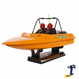 Tear Into, RC Boot Rennboot Speedboot-NQD, R/C Ferngesteuerter Racing-Schiff Modellbau, Neu