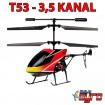 3,5 Kanal RC ferngesteuerter Hubschrauber Heli-Modell, Modellbau Helikopter, Neu