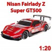 Nissan Fairlady Super Z GT500 RC ferngesteuertes Fahrzeug, Auto, Neu