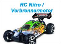 RC Nitro / Verbrennermotor