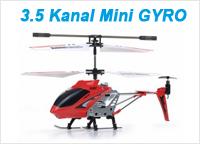 3.5 Kanal Mini GYRO