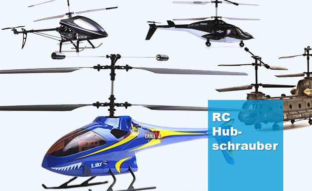 RC Hubschrauber